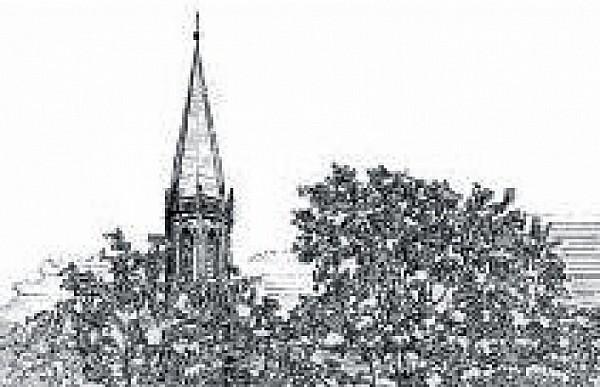 Lekartów szkic Kościoła
