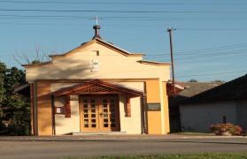 Kaplica w Kornicy