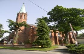 Kościół w Lekartowie