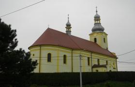 Kościół w Makowie