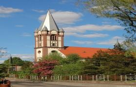 Krowiarki Kościół
