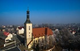 Pietrowice Wielkie Kościół