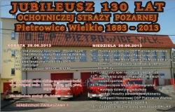 130 Lat OSP Pietrowice Wielkie