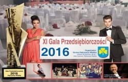 Gala Przedsiębiorczości 2016