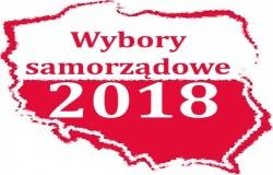 Wybory samorządowe 2018 - Informacje