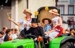Powiatowe święto plonów w Pietrowicach Wielkich