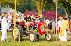 Krowiarki 2019. Zmagania traktorów i dożynkowy korowód