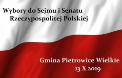 Wyniki wyborów do Sejmu i Senatu RP w naszej Gminie