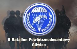 Żołnierze 6 Batalionu Powietrznodesantowego z Gliwic stacjonują w naszej Gminie