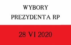 Wybory na Prezydenta RP w dniu 28 czerwca 2020 r.