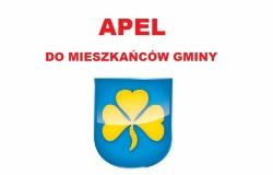 APEL Wójta Gminy Pietrowice Wielkie