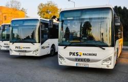 Zmiana rokładu jazdy autobusów PKS
