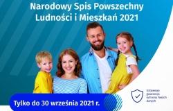 Do 30 września 2021 r. trwa Narodowy Spis Powszechny Ludności i Mieszkań 2021