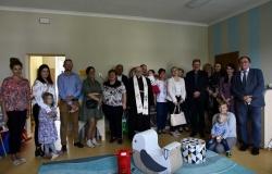 W Cyprzanowie otwarto Klub Malucha Szkrabek