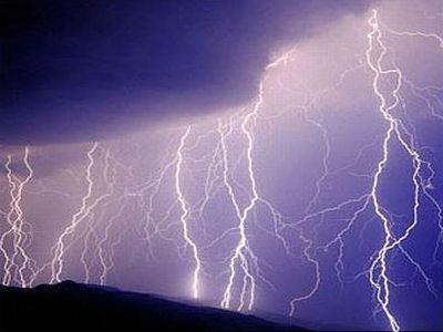 Ostrzeżenie meteorologiczne nr 64 - burze