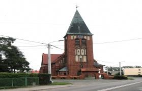 Pawłów Kościół