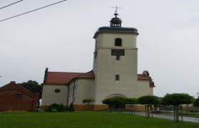 Samborowice Kościół