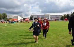 OSP Samborowice na Ogólnopolskich Zawodach Sportowo-Pożarnicze CTIF