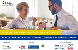 Międzynarodowe śniadanie  biznesowe na granicy - 6.10.2021